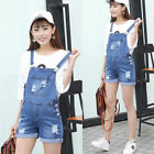Maternity Jeans Shorts Denim Overalls Jumpsuits Pants Trendy Cute M/L/XL/2XL/3XL
