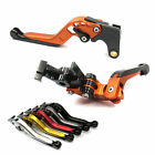 GAP Extendable Folding Brake Clutch levers various for Caponord ETV 1000 02-07