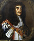 SIR PETER LELY (CIRCLE) Portrait King Charles II PRINT various SIZES, BRAND NEW