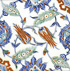 "DECORATIVE CANVAS/PAPER of ""Iznik Pottery Tile"" NEW various SIZES available, NEW"