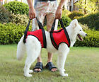 Pet Dog Lift Support Solid Rehabilitation Harness Front Hind Leg Balance Sling