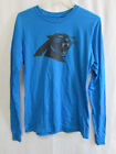Carolina Panthers Women's Graphic Long Sleeve Shirt NFL Size S,L,XL  A14 on eBay