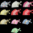 100Pc Soft Food Grade Candy Wrappers Case Cover Twisting Wax Papers Decor Gift