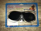 BRAND NEW BABY SHADES WITH STRAP SUNGLASSES - 0-24 MONTHS - MULTIPLE COLORS