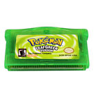P0kemon For GBA/NDS/NDSL/GBM/GBA SP Pocket Monster Gameboy Game Card 5 PCS