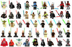 Anakin Skywalker Yoda Naare Minifigure Stass Allie Building Toys Darth Vader $1.95 USD