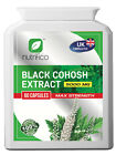 5000MG UK'S STRONGEST! BLACK COHOSH Concentrated Woman's Health 60s Pills