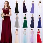 Ever-Pretty Long Formal Evening Prom Party Dress Bridesmaid Dresses Ball 09993