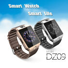 Hot DZ09 Sports Bluetooth Smart Watch Phone SIM Card For Android Phone Samsung