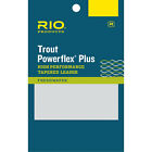 Внешний вид - RIO Powerflex Plus Leader Single or 3 Pack - 7.5FT / 9FT Sizes all Weights