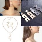 Fashion Women Crystal Earrings Jewelry Girlfriend Perfect Valentine's Day Gifts