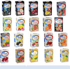 GREAT VALUE HUGE VARIETY PACK LOT WATER FLAVOR ENHANCER DRIN