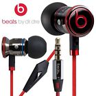 Genuine Monster Beats by DrDre iBeats In Ear Headphones Earphone Black / White Manufacturer refurbished