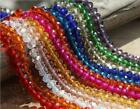 New Faceted 100pcs Rondelle glass crystal #5040 3x4mm Beads U pick colors $0.99 USD on eBay
