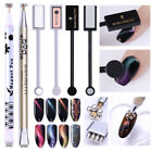 28 Patterns Cat Eye Magnetic Stick 3D Strong Magnet Board UV Gel Nail Art Tools