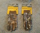 Cableas Lightweight Unlined Gripper Dot Gloves Mossy Oak Realtree S M L XL XXLGloves - 159034