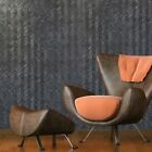 Внешний вид - Baroque wallpaper textured modern damask ivory gold metallic wall coverings roll