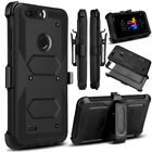 Z982 case, Rugged Armor Back Cover in Kickstand for ZTE Blade Z Max/ZMax Pro 2