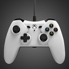 POWER A Xbox One & Windows Console Wired Controller | White / Black