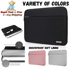 Women Laptop Notebook Sleeve Pouch Case Bag Computer Tablet