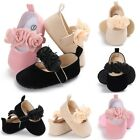 Infant Baby Girl Boy Soft Sole Crib Shoes Flat Sneaker Spring Shoes 0-18Months