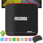 MECOOL M8S PRO W Android 7.1 TV Box 2.4GHz WiFi Quad Core 2.0GHz H.265 2GB+16GB