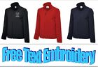 Personalised Custom Embroidered Soft Shell Jacket Uneek UC612 Free Text
