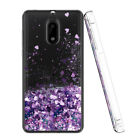 For Nokia 7.1 6.1 8 7 6 5 3 2 1 Liquid Glitter Moving Quicksand TPU Case Cover