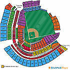 (2) ST. LOUIS CARDINALS @ CINCINNATI REDS Tickets 4/14 SECTION 135 on the WALL!