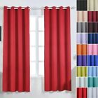 Polyester Blackout 52 x 84-Inch Window Drapes Curtains 2 Panels Home Decor SALE