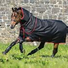 Amigo Super Hero 12 Plus Turnout Rug Horse Waterproof Breathable Classic New