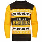 Boston Bruins Mens Light Up Ugly Christmas Sweater $40.49 USD on eBay