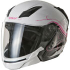 Fly Racing Tourist Cirrus Helmet White/Pink