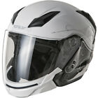 Fly Racing Tourist Cirrus Helmet White/Silver