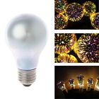 LED Light Bulb E27 Fireworks Decorative 3D Edison Party Lamp A60 ST64 G125 G80