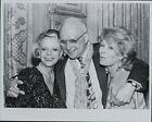 Anne Kopelson (Stage Actor), Petros Markaris ORIGINAL PHOTO HOLLYWOOD Candid