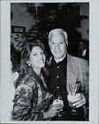 Jacqueline Monash, Buddy Monash, Andrea Navedo ORIGINAL PHOTO HOLLYWOOD Candid