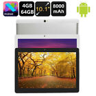 10inch android tablet - 10.1'' 4G+64GB Android Tablet PC Octa Core 10 Inch HD WIFI 2 SIM Phablet NEW
