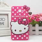 For Apple iPhone HOT 3D Case Cover Cute Cartoon  Kawaii Animals Soft Silicone