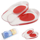 Heel Support Pad Cup Gel Silicone Shock Cushion Orthotic Insole Plantar Care #H2