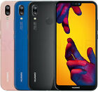 "NEW Huawei P20 Lite 32GB/4GB DualSim (Works UNLOCKED) 5.8"" Black, Blue, Pink"