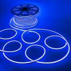 WYZworks Blue Flexible Waterproof Soft Single Sided LED Neon Rope Light