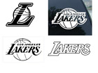 NBA LA Lakers Sticker/Car Decal | Top Quality Material | FAST & FREE SHIPPING on eBay
