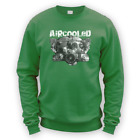 Flat 4 Engine Aircooled Sweater -x8 Colours- Gift Present Camper Bug Bus