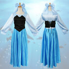 little mermaid halloween costume - Adult The Little Mermaid Ariel Princess Cosplay Halloween Costume Party Dress