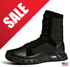 OAKLEY SI Light Patrol Boots 8 BLACK MILITARY TACTICAL 11190 02E CLEARANCE