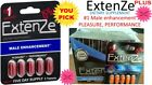 Genuine #1 Brand ExtenZe Plus Male Enhancement Pleasure, Performance USA U PICK on eBay