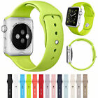 New Silicone Sport Bracelet Wrist watch Band Strap for Apple Watch Series 3 2 1