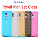 Thin Silicone Gel Case ShockProof Cover For Samsung Galaxy S5+Film Fast Delivery