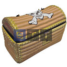 Inflatable Treasure Chest Drinks Cooler Pirate Beach Pool Holiday